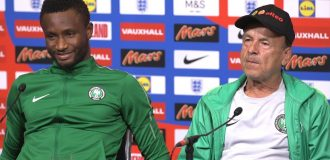 FIFA Best Award: Rohr voted Modric, Mikel chose Messi