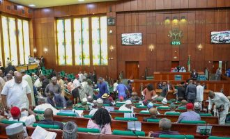 Reps pass electoral amendment bill but differ with senate on campaign finance limit