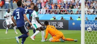 Senegal, Japan in exciting 2-2 draw