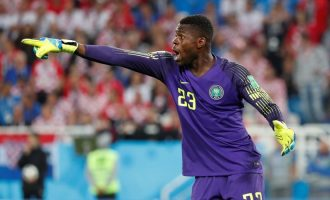 Uzoho suffers fractured rib, ruled out of S'Africa game