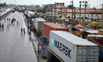 ICYMI: Osinbajo green-lights operation to clear Apapa-Oshodi gridlock