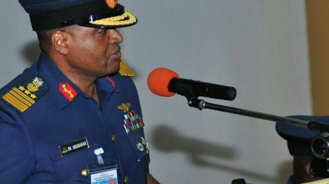 Air force: Why we stopped southern elders from flying to Benue