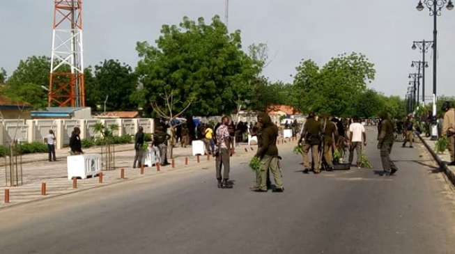 Delay of budget responsible for non-payment of allowances, says Jimoh Moshood on police protest