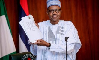 Buhari's Executive Order No. 6 of 2018 is an unlawful power-grab