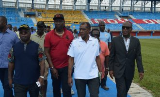 'Asaba is ready for Africa'