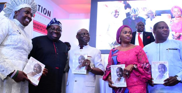 Images from Dele Momodu's launch of three books