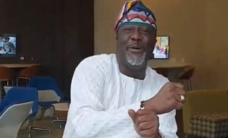 VIDEO: 'I suffered in APC' — Melaye hints at defecting to PDP
