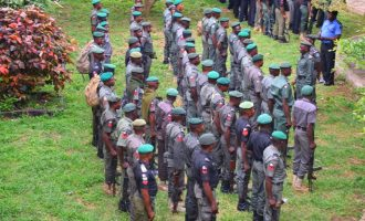Bill to establish state police scales second reading at house of reps