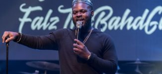 PHOTOS: Falz owns the night at Trace Live 'Becoming Falz TheBahdGuy'