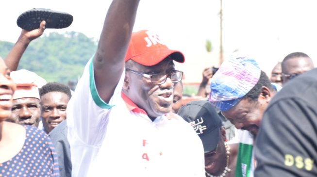 The coming Fayemi government