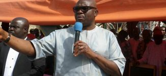 Governors to Fayose: We wish you luck in your new endeavour