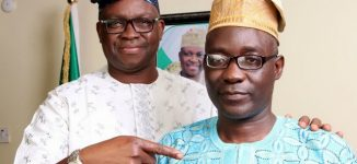 Ekiti poll: Lawyer asks INEC to prosecute Fayose, Olusola