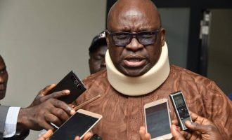 Group to EFCC: Why place Fayose on watch-list and allow Adeosun go unpunished?