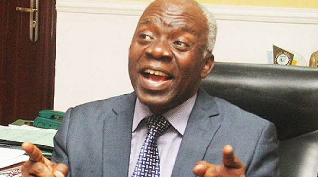 Falana: 121 Nigerians killed in S'Africa yet FG isn't proactive