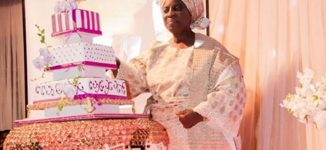 'We struggled over ponmo when I married her' — Adeboye celebrates wife at 70