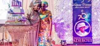 PHOTOS: Family and friends converge for 70th birthday of Foluke Adeboye