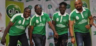 Glo rewards customers with Russian trip