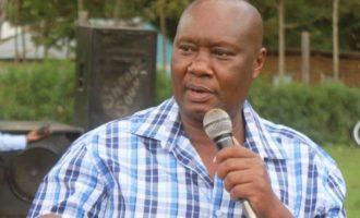 Kenyan governor arrested for 'corruption'