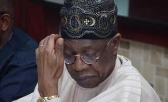 Should Lai Mohammed's N3.5m claim have been left off the record?