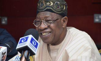 Lai: Nigeria becoming tourist destination due to policies of Buhari govt