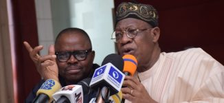 Lai: This government won't relent until every Nigerian can sleep with two eyes closed