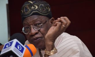 Lai says rift between Oshiomhole and Ngige will be resolved