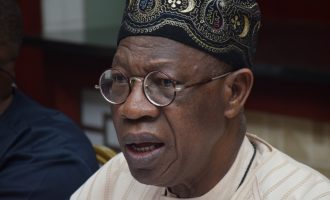 Lai: No case of hunger among soldiers fighting Boko Haram