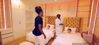 WATCH: Inside the homes of Timaya, Praiz, Peter Okoye and Reminisce