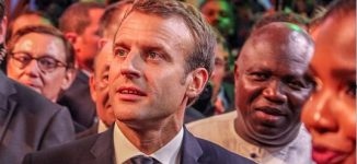 EXTRA: 'I dey kampe' — Macron takes a stab at pidgin English (video)