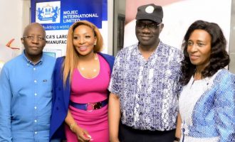 NERC commends Mojec on quality of meter infrastructure