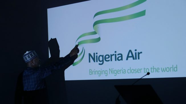 Nigeria suspends national carrier Nigeria Air