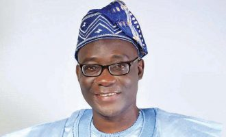 Fayose's deputy asks tribunal to declare him winner of Ekiti election