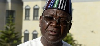 Ortom blasts APC aspirant: Leave me alone and focus on your change agenda