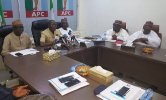 You are hallucinating, APC replies PDP on defection of six governors