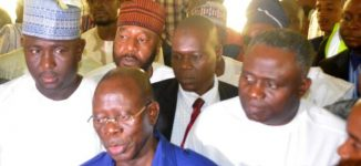 Jonathan's spokesman: Oshiomhole suffering from multiple personality syndrome