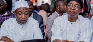 No rift between Aregbesola and I, says Oyetola