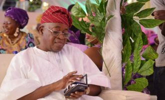 Osun APC governorship candidate 'won't sack workers' if elected