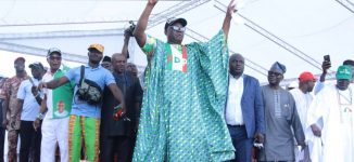 Weep not for Fayose, weep for Nigeria