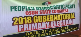 How Osun PDP delegates picked governorship candidate