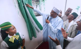 Buhari: Under me, Nigeria has benefitted projects worth over $5bn from China