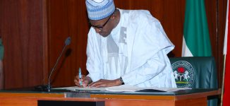 Executive order 6: Buhari acquires a big stick against corruption