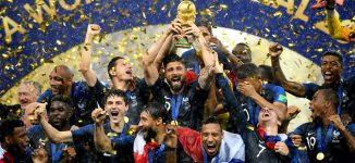 France crowned world champions after thrilling final