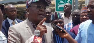 EXTRA: EFCC has become a department in APC, says Ortom