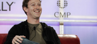 Mark Zuckerberg now world's third richest