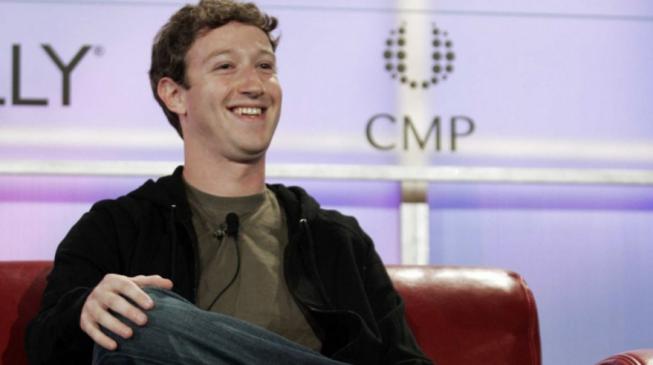 Mark Zuckerberg now world's third richest