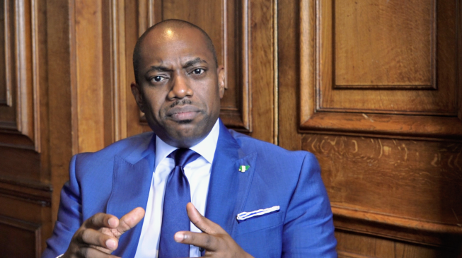 INTERVIEW: If I win, Nigerians in diaspora will be able to vote by 2023, says Fela Durotoye