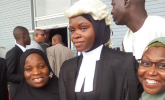 Amasa Firdaus: God used me to break hijab barrier among lawyers