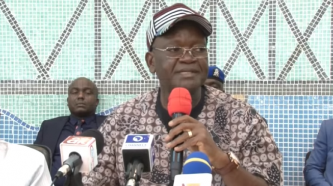 APC: We are surprised by Ortom's decision to join PDP