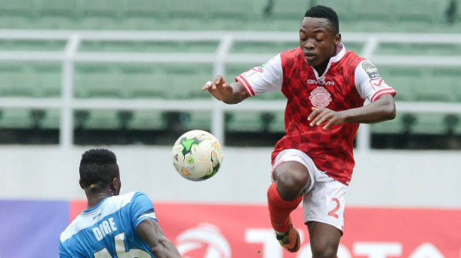 CAF CC: Enyimba drop to third after 0-2 loss to Williamsville