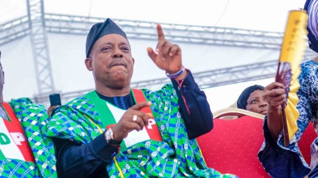 Secondus: By defecting to APC, Akpabio knowingly walking into danger